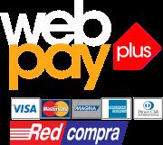 Pagos seguros Con Webpay Plus de Transbank